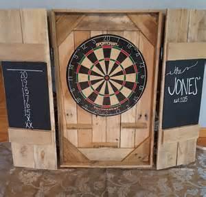 dartboard cabinet dart board backboard dart by