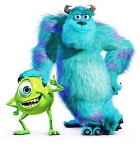 disney pixar posters monsters walt disney characters photo 37601276 fanpop