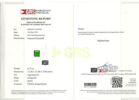 gemstone certification certified gemstones the