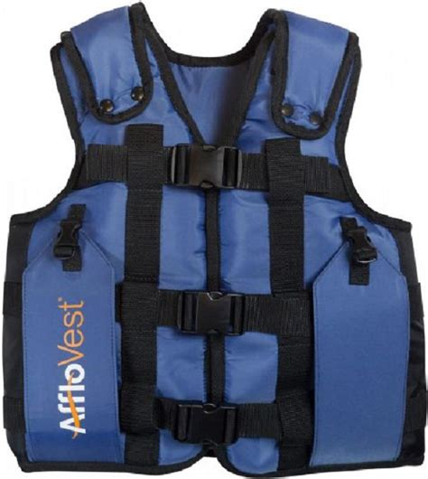 therapy in vest afflovest chest percussion therapy vest percussion vest