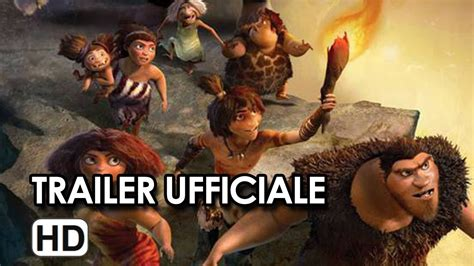 s day trailer ita i croods trailer italiano ufficiale