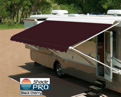 rv awning replacement rv awning replacement fabrics free shipping shadepro inc