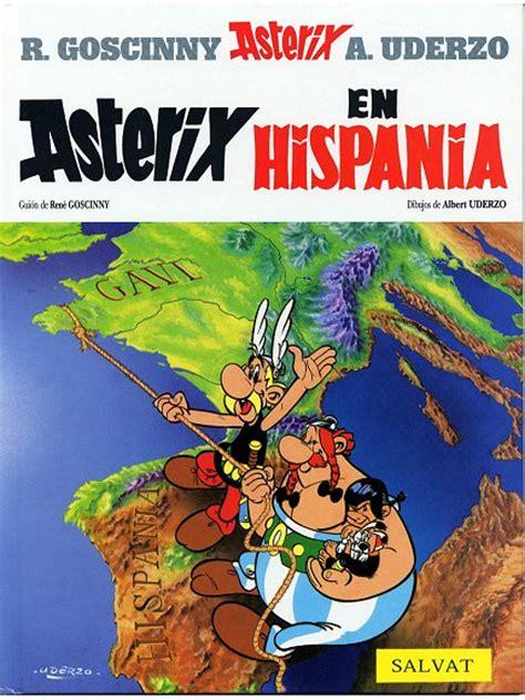 libro asterix in spanish el maquetaliatitanal portadas de asterix y obelix