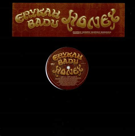 Erykah Badu Vinyl Collection - erykah badu honey us promo deleted 12 quot vinyl single