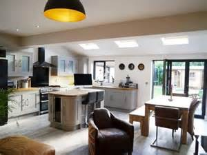small kitchen extensions ideas fantastic rear semi detached house kitchen living