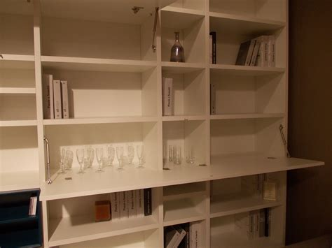 compas libreria soggiorno compas atlante laccato opaco librerie moderno
