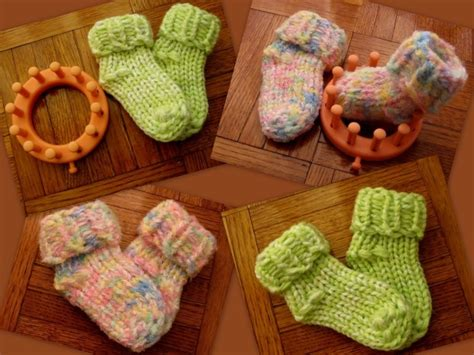 loom knit baby booties easy baby booties loom knit for baby