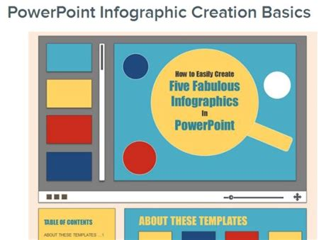12 Best Images About Infographics On Pinterest Student Creating Infographics With Powerpoint