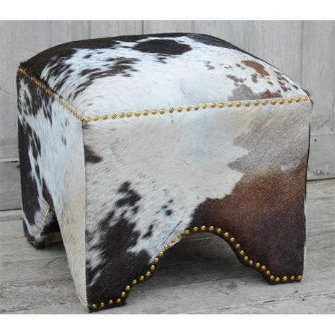 Cow Ottoman Temple Webster Cow Ottoman