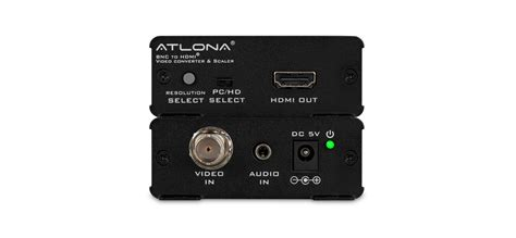 format audio hd composite video and audio to hdmi video converter and scaler