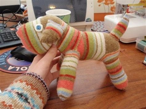 sock animals how to make sock 183 how to make a plushie 183 sewing on cut out