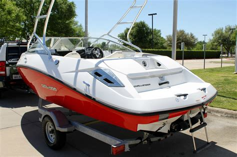 seadoo challenger for sale sea doo 180 challenger 255 hp 2011 for sale for 3 650