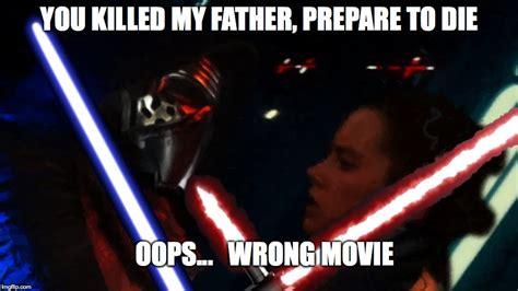 Lightsaber Meme - star wars the force awakens imgflip