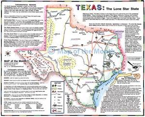 Of Tx Map Maps For The Classroom