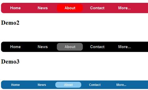 design menu using jquery 20 free jquery navigation and menu plugins