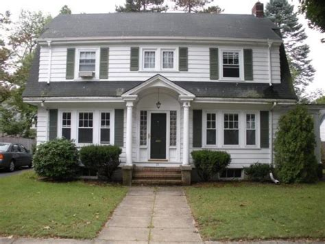 Modern Colonial House Plans by Modern Colonial House Plans Colonial House