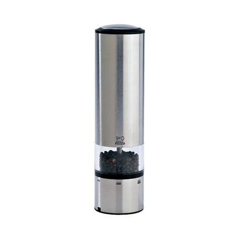 peugeot salt pepper mill elis sense duo prestige