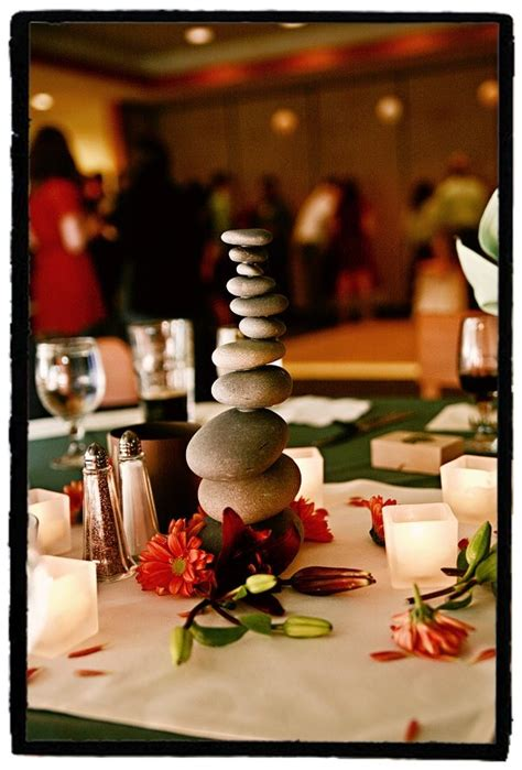 rock centerpieces factoids for the work world
