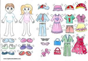Free Paper Cut Out Templates by Free Printable Paper Doll Cutout Templates For And Adults