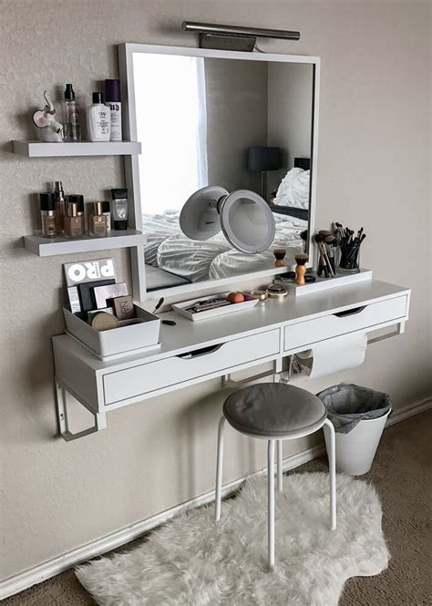 Floating Makeup Vanity by 19 Best Makeup Vanity Ideas And Designs For 2017