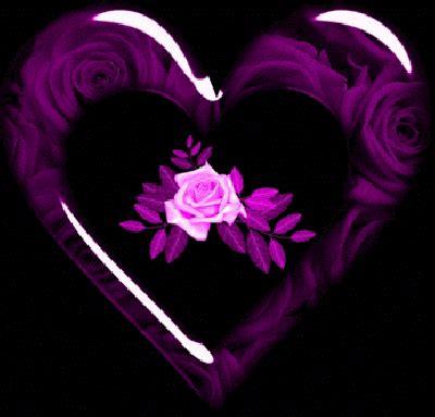 imagenes reflexivas con movimiento corazones y rosas con movimiento para whatsapp