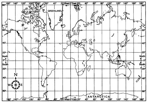 printable world map with lat and long world map with latitude and longitude printable free