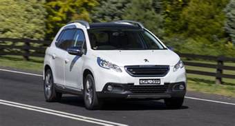 Peugeot 2008 Price Peugeot 2008 Pricing And Specifications Photos 1 Of 13