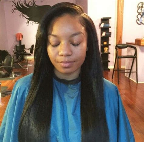 sew in hairstyles with side parts 17 best images about side on pinterest follow me deep