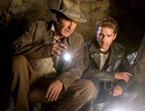 Shia Lebeouf Confirmed For Indiana Jones 4 by Shia Labeouf Deeply Regrets Dissing Indiana Jones 4 And