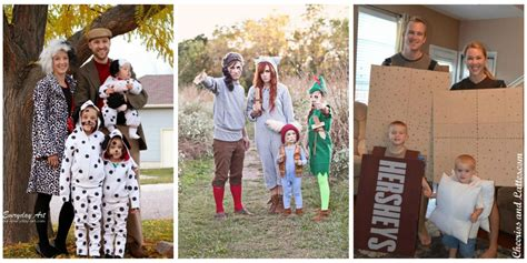 halloween themes for families 40 best family halloween costumes 2017 cute ideas for