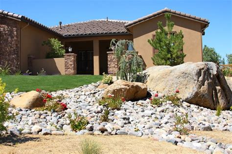 front yard desert landscaping designs ferdian beuh arizona backyard landscaping pictures desert