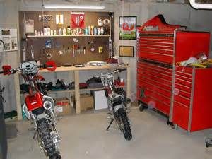 post a pic of your garage setup page 5 dirt bike