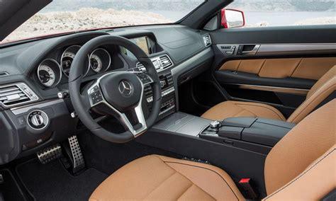 2014 Mercedes Benz E350 Interior 2014 Mercedes Benz E Class Coupe Interior Top Auto Magazine