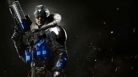 injustice 2 superman wallpapers hd wallpapers id 19595 injustice 2 captain cold wallpapers hd wallpapers id
