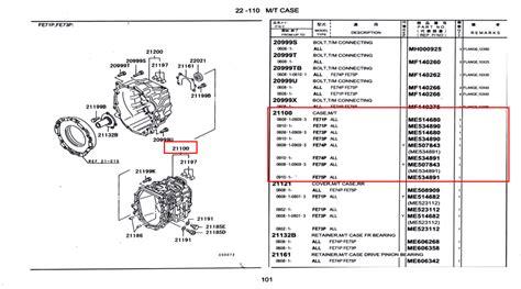 14 Suku Cadang Sparepart Mobil Hino Part me534891 mt spare part truck mitsubishi spare