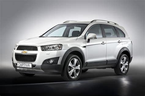 Chevrolet Readies Refreshed Captiva For European Market GM Authority