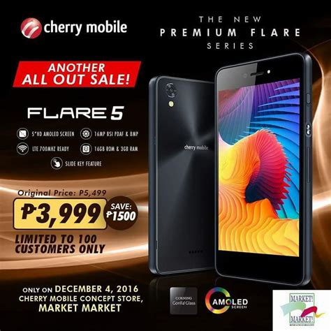 themes cherry mobile flare get a cherry mobile flare 5 for only php 3 999 on december