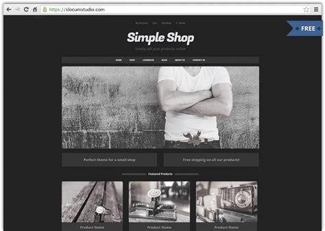 wordpress theme blog und shop free simple shop theme wordpress