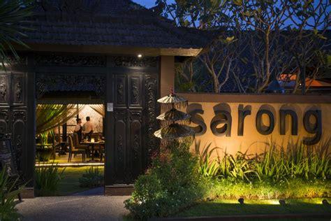 Sarung Bali sarong seminyak s best restaurant that started it all by will meyrick