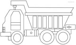 Pics Photos  Free Printable Dump Truck Coloring Pages For Kids sketch template