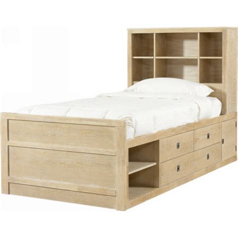 how to build a twin size platform bed with storage joy