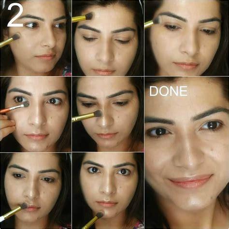 tutorial makeup glowing how to diy strobing highlighter makeup tutorial on indian