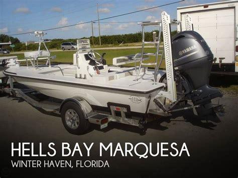 hells bay boats florida sold hells bay marquesa boat in winter haven fl 109082