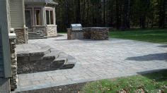 Landscape Lighting Erie Pa Stairs And Landing Sted Concrete Patio Deck And