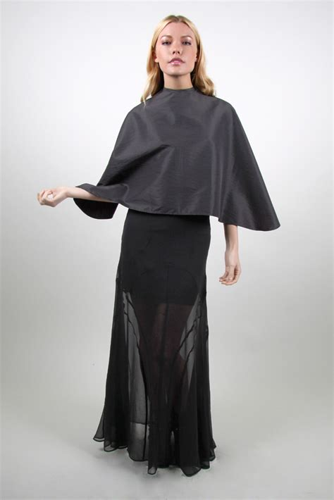 hairstylist vests with mesh back salon smocks and capes hair stylist salon wear vest shoo