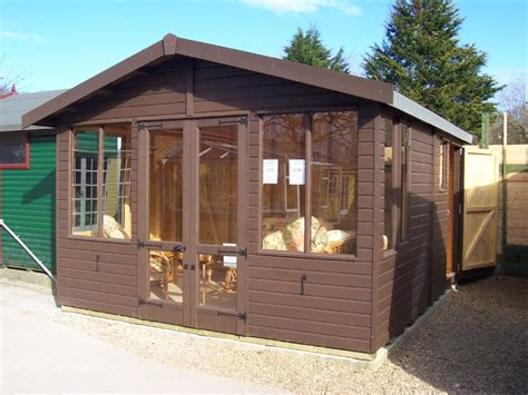 Shed And Summerhouse Combined by Garden Summerhouses Centre Combined