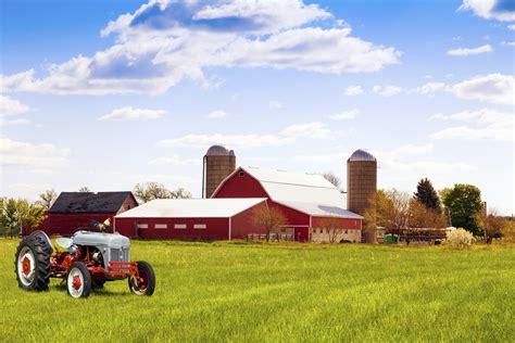 Farmhouse Ranch | farm insurance ranch insurance allen financial