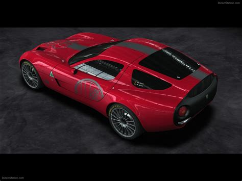 Alfa Romeo Tz3 by Alfa Romeo Tz3 Corsa Zagato Atelier Car Wallpaper