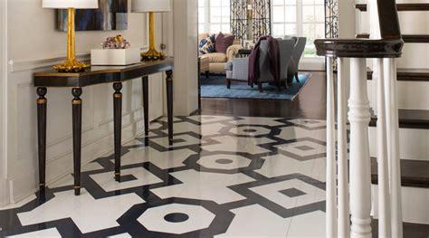 Painted Floors & Steps: 22 Top Design Ideas Using Colors