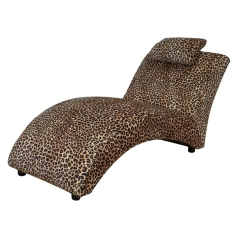 Leopard Chaise Lounge Coaster Leopard Chaise Lounge Print Pictures 99 Chaise Design